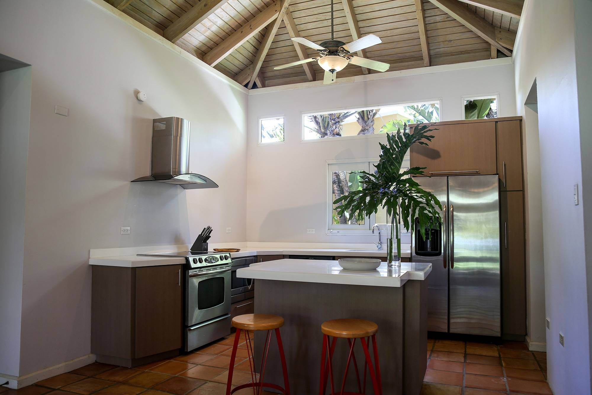 Hotel Villamontana Room Kitchen